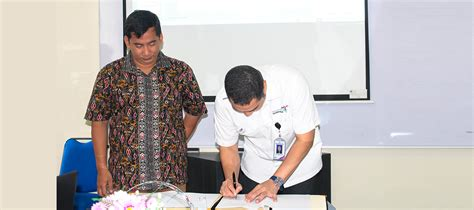 penandatanganan kerjasama  universitas jember