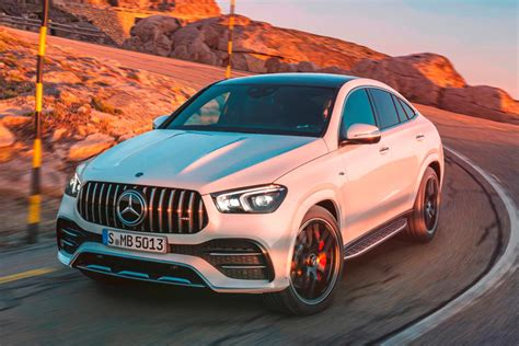 Even more dynamic, performance and passion: 2021 Mercedes-Benz AMG GLE 53 Coupe Review, Trims, Specs and Price | CarBuzz