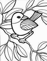 Pages Colouring Coloring Printable Paint Adults Sheet Bird Teenagers sketch template