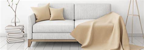 recouvrir un canapé en tissu comment recouvrir un canapé cdiscount