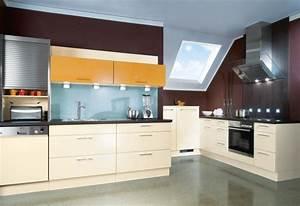 Kuche in gelb kuchenzeile wwwdyk360 kuechende gelbe for Küche gelb