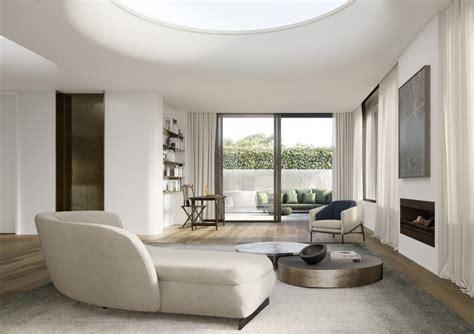 印际 Rob Mills Botanic Collection 限量版住宅打造精致生活 in 2020 Minimalism interior Living room designs Interior design