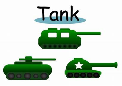 Tank Clipart Vector Militarism Svg Abrams Army