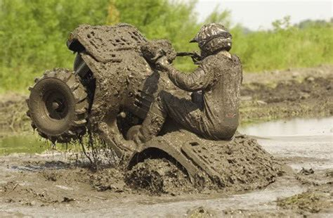 mudding four wheelers this picture makes me miss summer so bad i can 39 t wait to