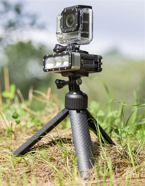 tripod grip for gopro support sp gadgets