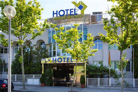 hotel vp jardin de tres cantos  madrid bookerclub