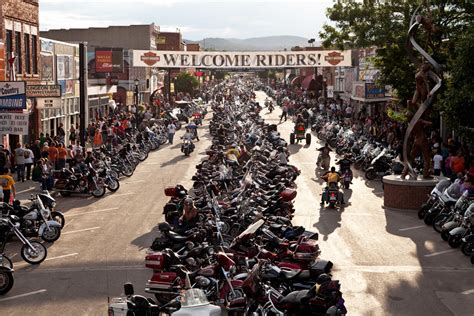 Harley-davidson At The 71st Annual Sturgis Rally