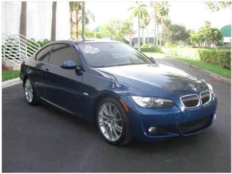 Bmw 328i Sport Package by Find Used 2009 Bmw 328i Coupe E92 M Sport Package Lemans