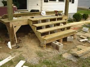 rebuilding a front porch