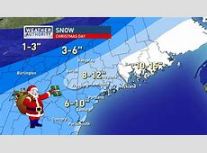 Christmas Day storm to bring more snow to Maine Lewiston