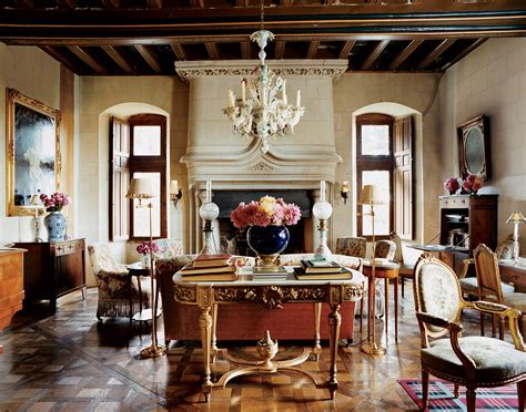 Beautiful Living Room : The Most Beautiful Living Rooms In Vogue-vogue
