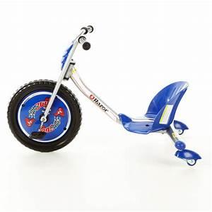 Razor Riprider 360 Caster Trike - Blue - Toptoyz Ltd