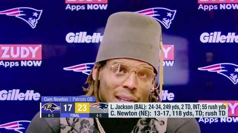 New England Patriots QB Cam Newton on Bill Belichick: 'He ...
