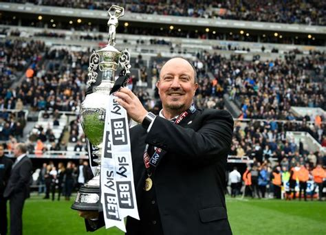 Where next for Rafa Benitez after he leaves Newcastle ...