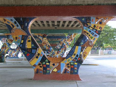 abstract art mural   guayaquil official