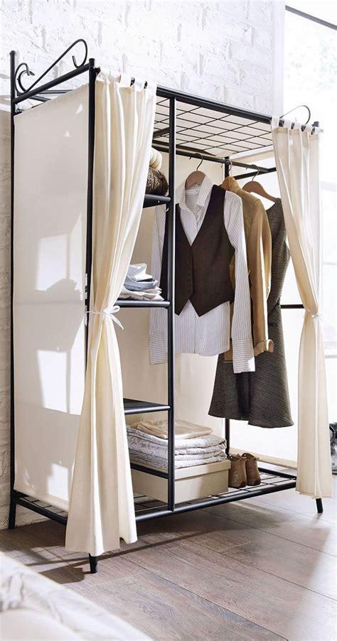 Begehbarer Kleiderschrank Mit Vorhang by Die Besten 25 Kleiderschrank Mit Vorhang Ideen Auf