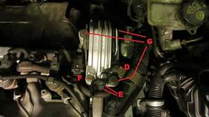 2009 Volvo S40 Engine Motor Mount Change