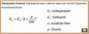 Zinsen Berechnen Tage Formel : zinsrechnung online zinsen berechnen mit zinsrechner ~ Themetempest.com Abrechnung