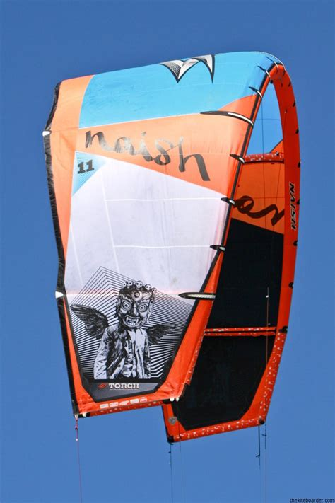 Naish 2010 Torch Analyze This Kite Review | The ...