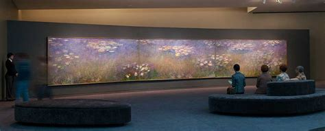 monets water lilies nelson atkins