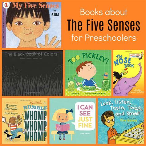 exploring all 5 senses in preschool sorting activities 714 | books about the five senses for preschoolers