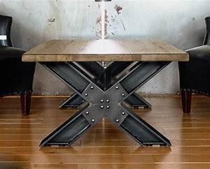 Pied De Table Original : collection manufacture enfilade atelier industrielle vazard home ~ Teatrodelosmanantiales.com Idées de Décoration