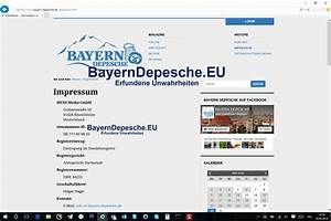 Mep Werke Gmbh : bayern depesche erfundene unwahrheiten l gen volksverhetzung und sonstige vergehen ~ Bigdaddyawards.com Haus und Dekorationen