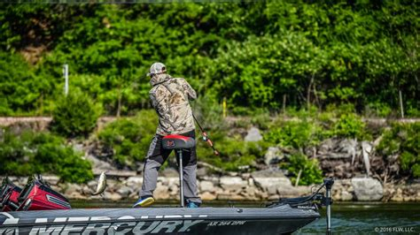 redington original water lake chlain day 4 coverage flw fishing articles