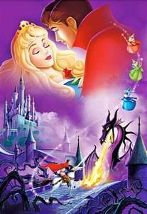 Walt Disney Sleeping Beauty Characters