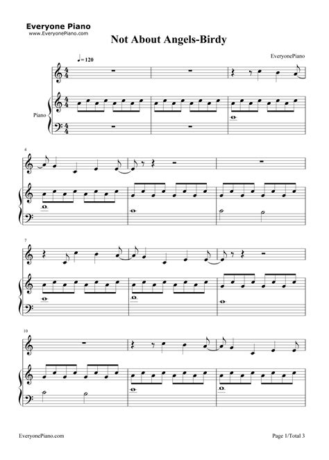 Unique Skinny Love Chords Birdy Piano Image - Song Chords Images ...