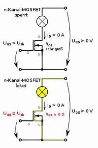 Transistor Als Schalter Berechnen : c soll mit mosfet last schalten ~ Themetempest.com Abrechnung