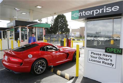 Car-rental Companies Ramp Up Exotic Offerings