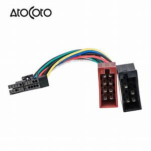 Atocoto Wiring Harness Connector Wire Adapter For Jensen