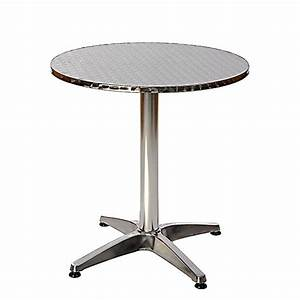 Table De Jardin Bistrot : table bistrot exterieur ~ Teatrodelosmanantiales.com Idées de Décoration