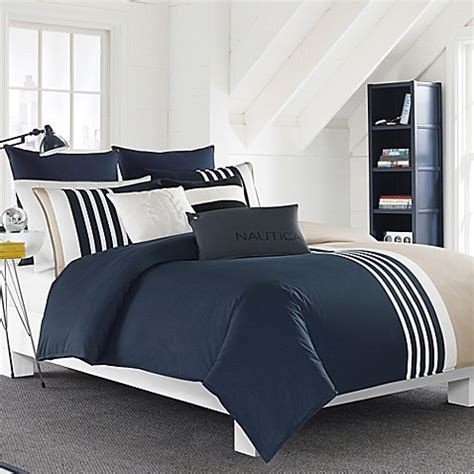 6068 navy blue and gray bedding 174 aport duvet cover set bed bath beyond