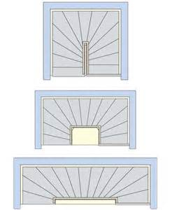 Escalier Pas Décalés Plan by Formes Et Types D Escaliers Quart Tournants Et Escaliers