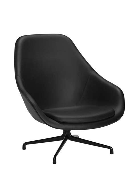 lounge chair aal coda   hay aluminium