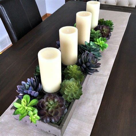 Dining Table Centerpiece Ideas Diy by Best 25 Dining Table Centerpieces Ideas On