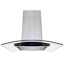 kitchen island exhaust fan kitchen island range hoods and exhaust vents sears 5058