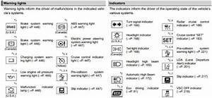 Forklift Warning Light Meanings
