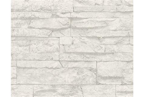 creation mustertapete woodn stone tapete