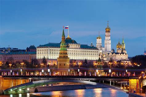 Photo Tour And Info Of The Moscow Kremlin