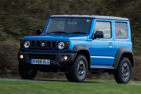 Review Suzuki Jimny by Suzuki Jimny Review Automotive