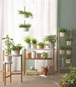 Support Plante Intérieur : les 36 meilleures images du tableau laissez place au vert ~ Teatrodelosmanantiales.com Idées de Décoration