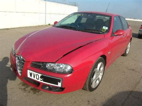 Alfa Romeo 156 Breakers  156 Breaking For Spare Parts