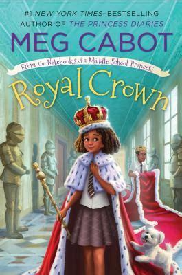 royal crown  meg cabot