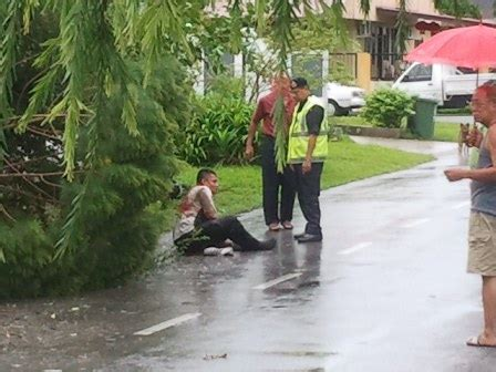 Takut Hamil Bo Lagi Kelab Greenboc Bergambar Adik Beradik Nekad Rempuh Peragut