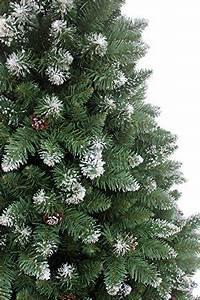 Künstliche Weihnachtsbäume Kaufen : hxt 15013 180 cm ca 1095 spitzen exklusiver dekorierter k nstlicher weihnachtsbaum mit ~ Indierocktalk.com Haus und Dekorationen
