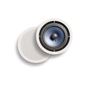 polk audio rc80i ceiling speaker hidden pair viral audio