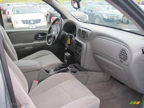 2007 Chevrolet Trailblazer Ls Interior Photos